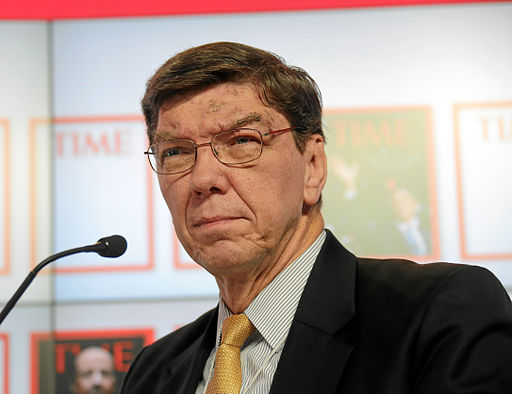 Clayton Christensen (author of Disrupted Class) speaking at the 2013 World Economic Forum