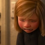 Riley crying (copyright, Pixar, fair use)